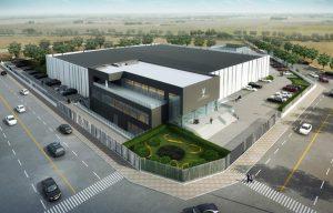 Construcciones industriales proginsa for Construcciones industriales